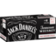 Photo of Jack Daniel's & No Sugar Cola Can 10 Pack