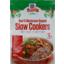 Photo of MCormick Slow Cookers Beef Mushroom 40g