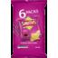 Photo of Smith's Crinkle Cut Salt & Vinegar Potato Chips 6 Pack