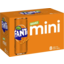 Photo of Fanta Orange Mini Soft Drink Can 8x250ml