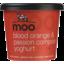 Photo of Moo Yoghurt Blood Orange & Passion Compote 720g