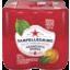 Photo of Sanpellegrino Italian Sparkling Drinks Aranciata Rossa (Blood Orange) 4 X 330ml Cans