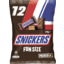 Photo of Snickers Chocolate Medium Party Share Bag 12 Piece 216g