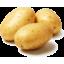 Photo of Potato Agria washed 2.5kg Bag