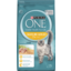Photo of Purina One Adult Mature 7+ Chicken Dry Cat Food Bag 1.4kg