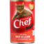 Photo of Chef Cat Food Beef & Lamb 700g