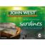 Photo of John West Sardines Spring Water Salt Reduced 110g