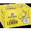 Photo of Matsos Hard Lemon Bottles