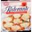 Photo of Ristorante Pizza Mozzarella 335gm
