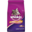 Photo of Whiskas Dry Cat Food Lamb Selection 1.5kg