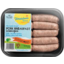 Photo of Freedom Farms Pork Breakfast Sausages 375g