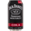 Photo of Jack Daniel's & Cola Can
