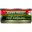 Photo of John West Wild Alaskan Red Salmon 105g 105g