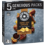 Photo of Red Rock Deli Style Potato Chips Honey Soy Chicken 5x140g
