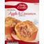 Photo of Betty Crocker Muffin Mix Low Fat Apple Cinnamon 500g