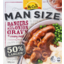 Photo of McCain Man Size Bangers And Mash 500gm