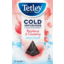 Photo of Tetley Cold Infusions Raspberry & Cranberry 14s