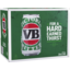 Photo of Victoria Bitter Lager Beer 30x375ml