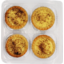 Photo of Mini Custard Tarts 4 Pack 190g