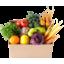 Photo of Organic Fruit & Veg Singles Box $30