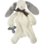 Photo of Maud n Lil Organic Cotton Comforter (Bunny) - Grey/White