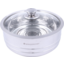 Photo of Wonderchef Austin Mini Stainless Steel Serving Casserole with Lid 0.85 Litres/17cm Silver