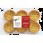 Photo of Fresh Bake Custard Tarts 6pk 300gm
