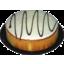 Photo of White Mud Cake 7 Inch 600g