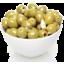 Photo of Green Olives Garlic & Chilli