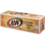 Photo of A&W Cream Soda With Aged Vanilla - 12 Pk