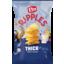 Photo of Eta Ripples Potato Chips Thick Cut Ready Salted 150g