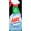 Photo of Ajax Spray N' Wipe Bathroom Antibacterial Disinfectant Cleaner Trigger Spray Recycled Bottle 500ml