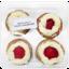 Photo of Fresh Cream Jelly Tarts 4 Pack 180g