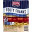 Photo of Don Skinless Footy Franks 375g