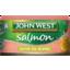 Photo of John West Salmon Tempter Olive Oil Blend 95g