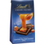 Photo of Lindt Sea Salt Caramel Square Dark Bag 124g