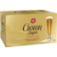 Photo of Crown Lager Bottles