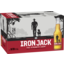 Photo of Iron Jack Full Strength Lager Stubbies