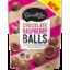 Photo of Darrell Lea Chocolate Raspberry Balls 160g
