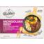 Photo of Foddies Frozen Meal - Mongolian Beef, Stir-Friedveg & Brown Rice