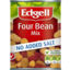 Photo of Edgell Four Bean Mix No Added Salt 400g