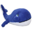 Photo of Plush Smiling Whale 12in