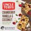 Photo of Uncle Toby Muesli Bars Cranberry Vanilla & Coconut 175gm