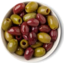 Photo of G/Del Marin Pitted Mixed Olives 220gm
