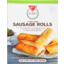 Photo of Fry's Family Sausage Rolls Meat Free 400g