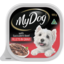 Photo of My Dog With Succulent Beef Fillets In Gravy 100g