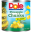 Photo of Dole Pineapple Chunks In Juice 432g