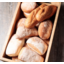 Photo of Luxe Bakery Rustic Burger Roll - Round (4 Pack)