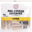 Photo of WW Pre-Cooked Sausages Cheese 1kg