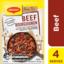 Photo of Maggi Beef Bourguignon 33g